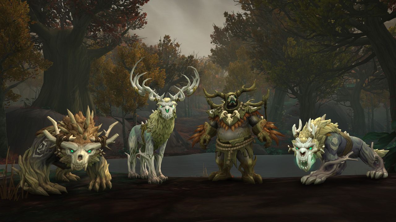 fc4625513 Kul Tiran and Zandalari Allied Races have arrived in World of Warcraft