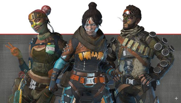 Apex Legends Event Voidwalker Will Explore Wraith S Backstory For