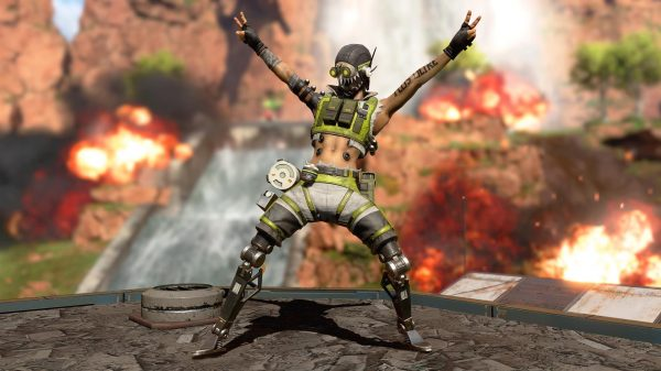 Apex Legends launches its battle pass content alongside new character Octane