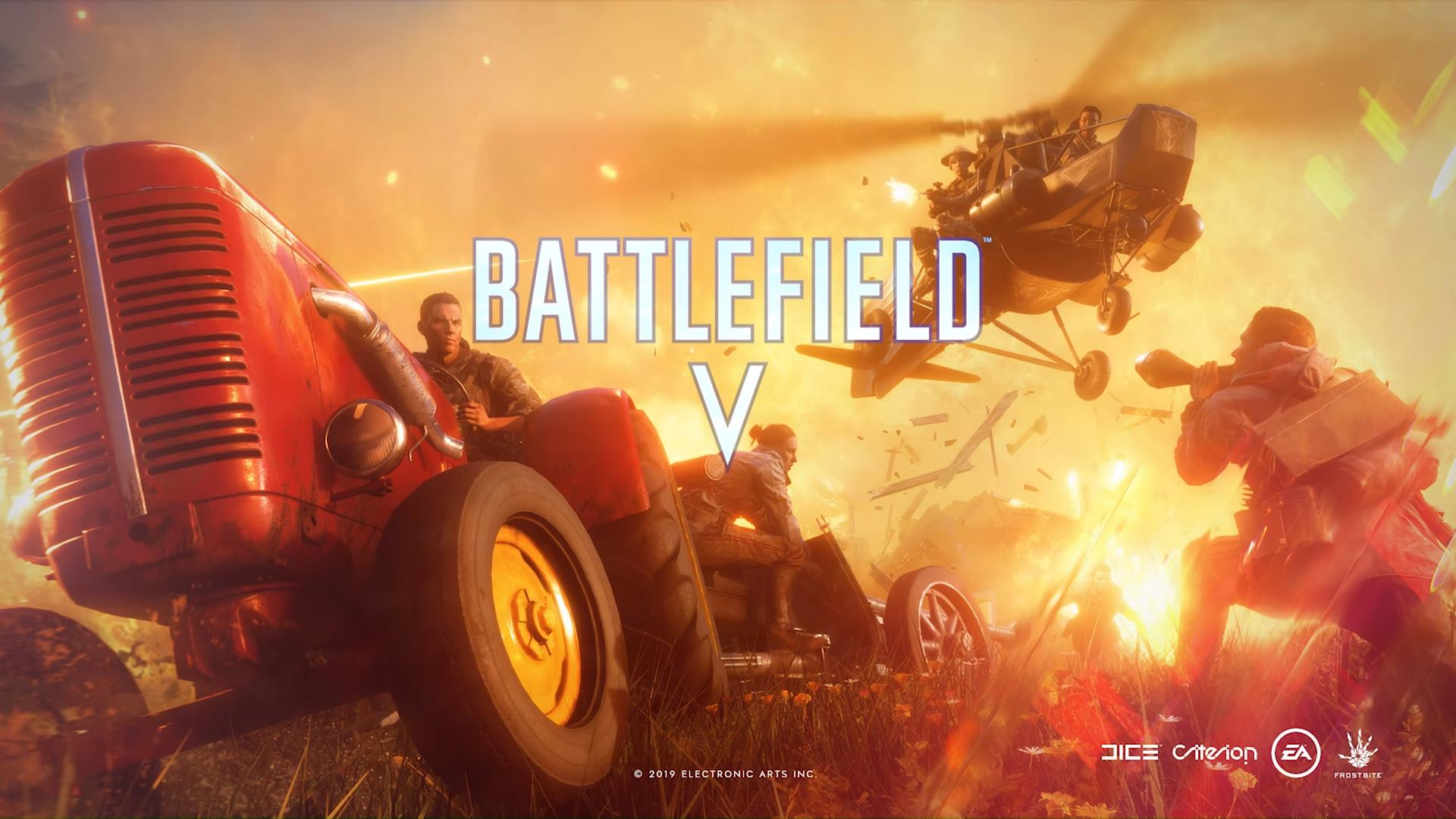 Battlefield 5 Firestorm battle royale mode launches later this month – watch first trailer