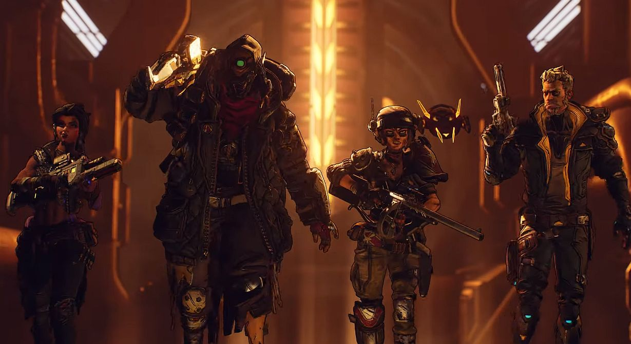 Borderlands 3 Trailer Confirms Release Date, Shows New Characters