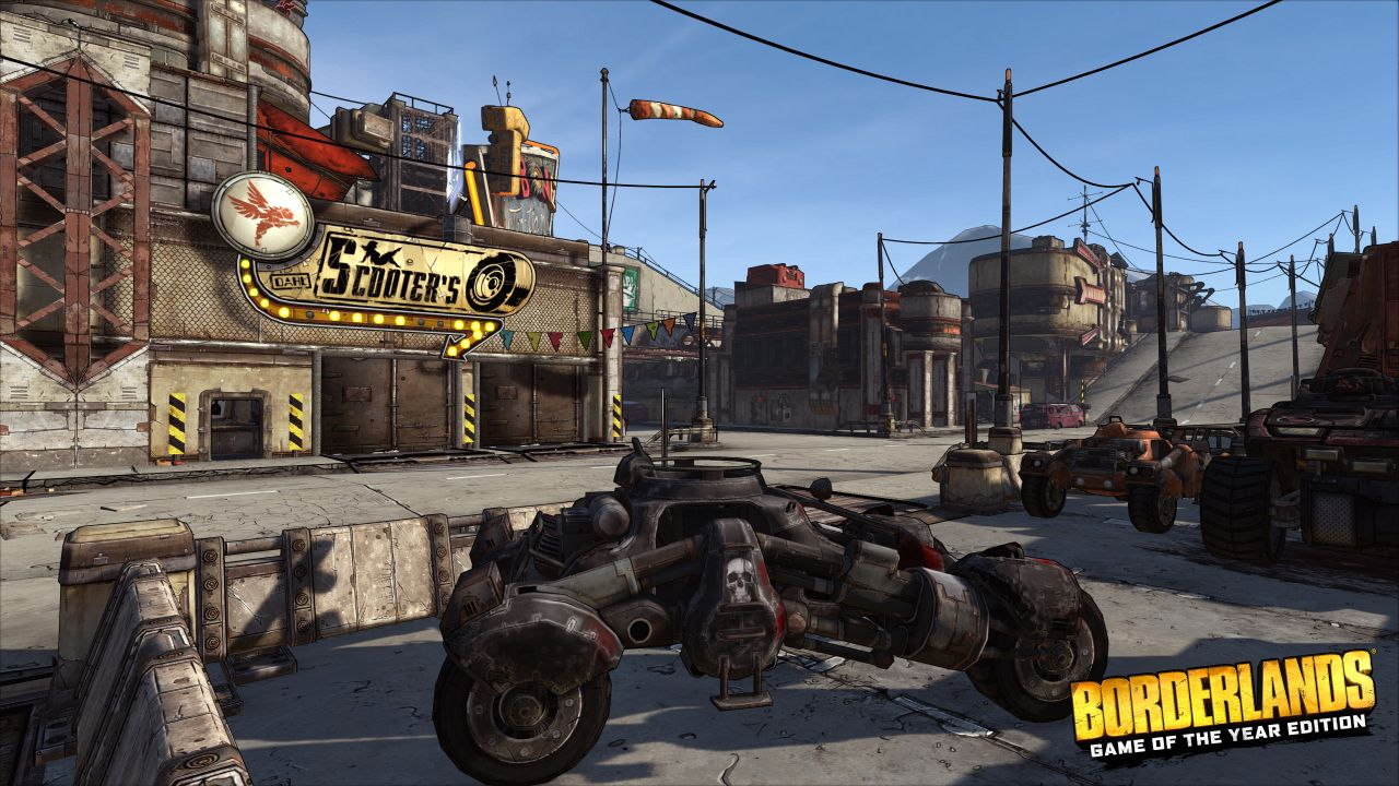 Borderlands: Game of the Year Edition coming to PS4, Xbox One next week