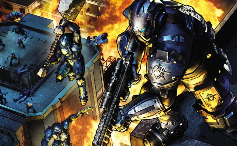 Crackdown 2 developer, Ruffian Games, has been acquired by Rockstar thumbnail