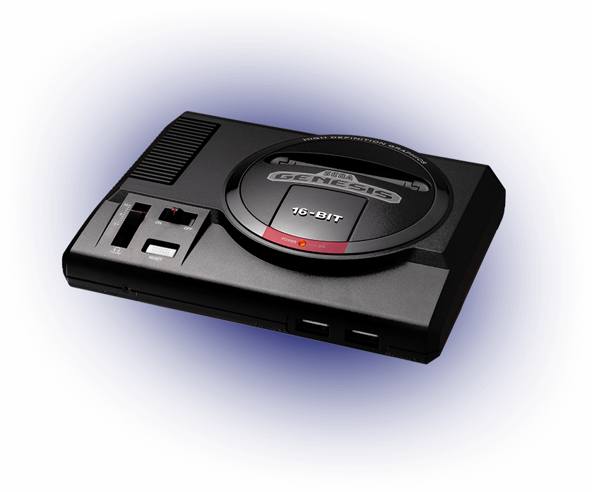 Sega joins the mini-console revolution with Genesis Mini