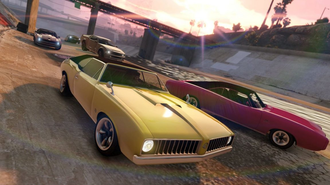 Gta Online Players Earn Double From Rc Bandito And Transform Races