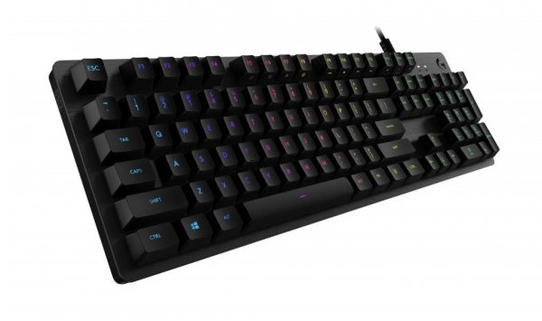 c985e1a3a97 First up is the Logitech G512 Mechanical Gaming Keyboard for just £88. If  you know a thing or two about mechanical keyboards you'll know it comes  with a ...