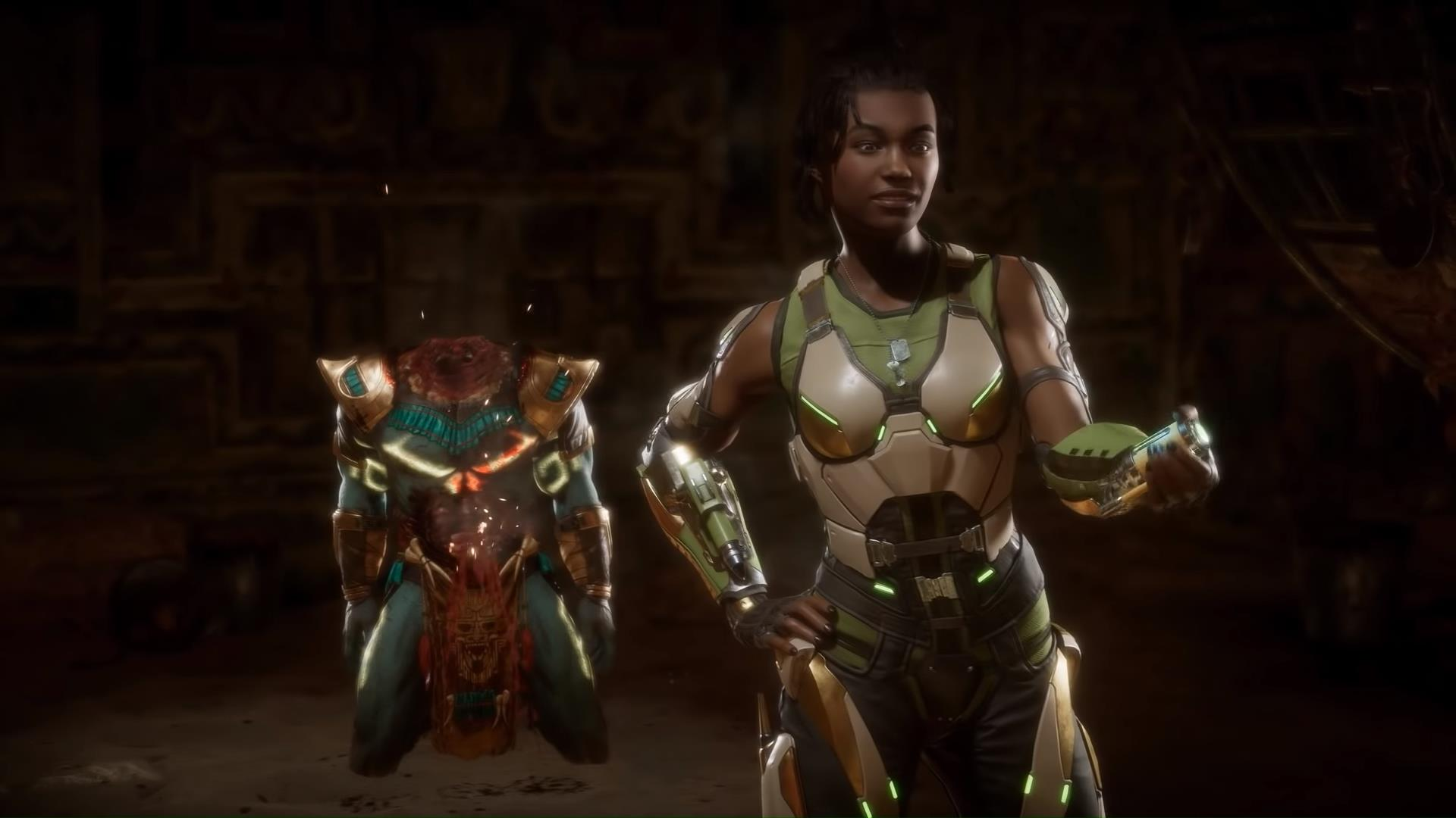 Mortal Kombat 11 Dlc Characters Reportedly Leaked Vg247