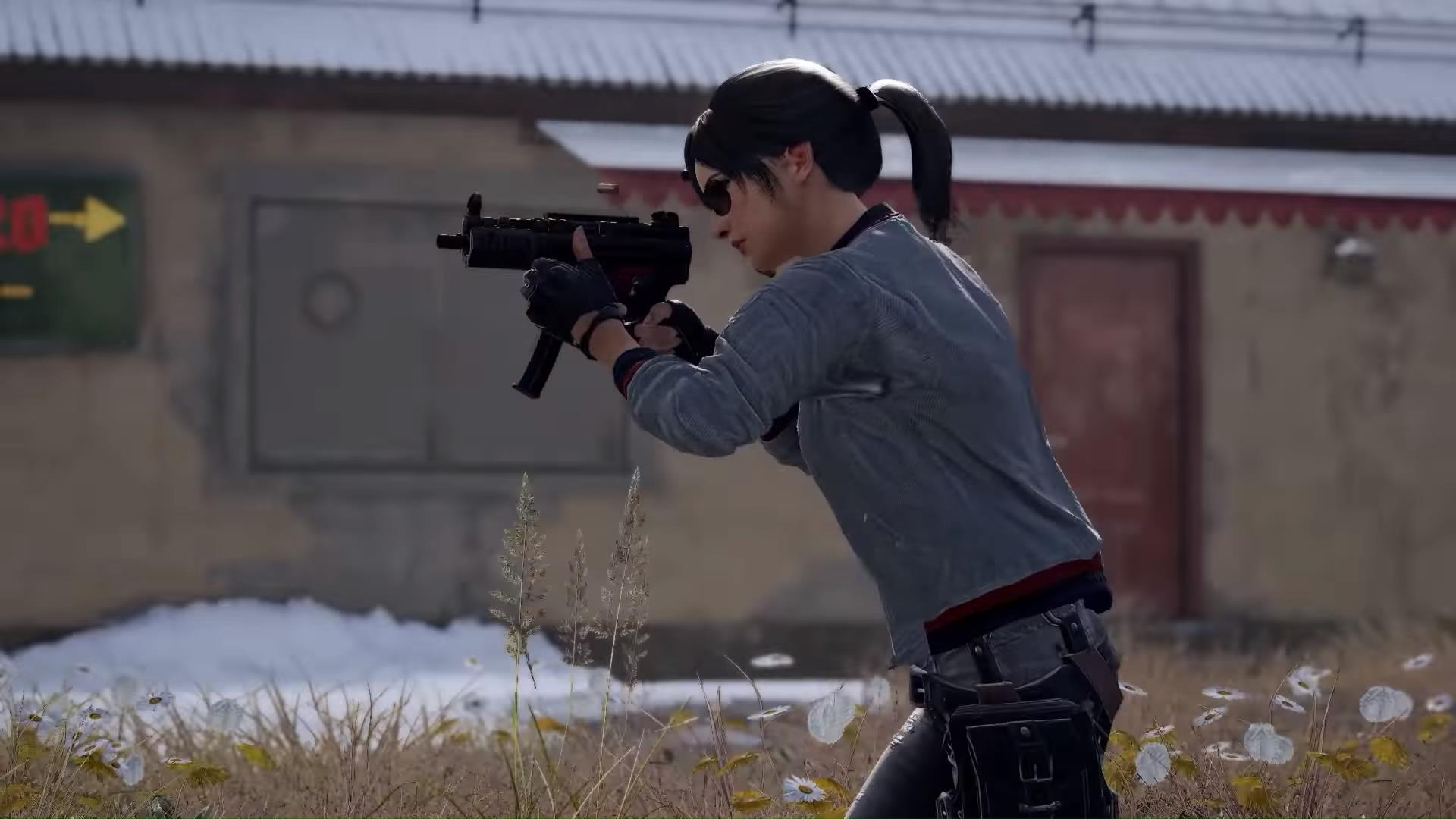 PUBG patch 27 adds MP5K, brings massive balance tweaks to weapons