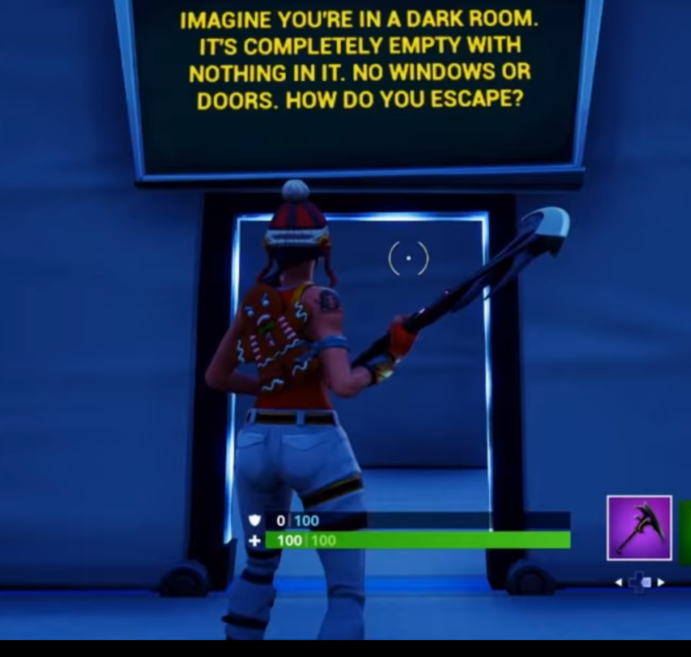 Fortnite: how to complete the Riddle Maze - VG247