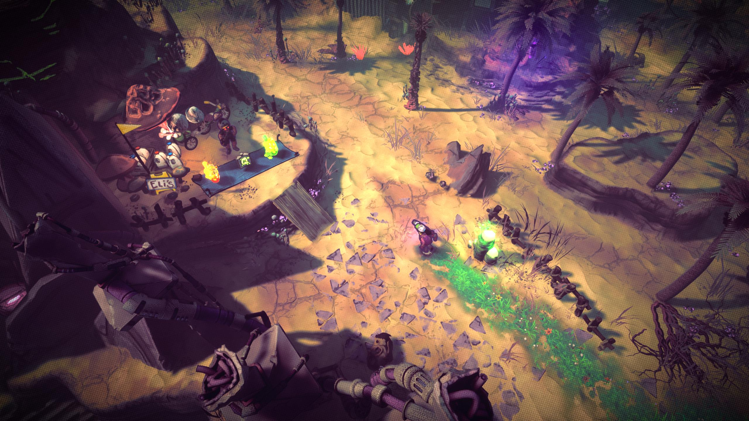 Rad is an action roguelike from Double Fine - VG247