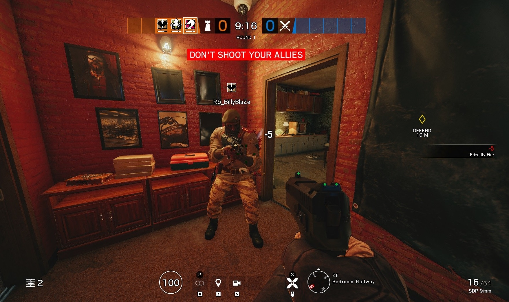 Here\u0027s how Rainbow Six Siege\u0027s new team killing rules are going to