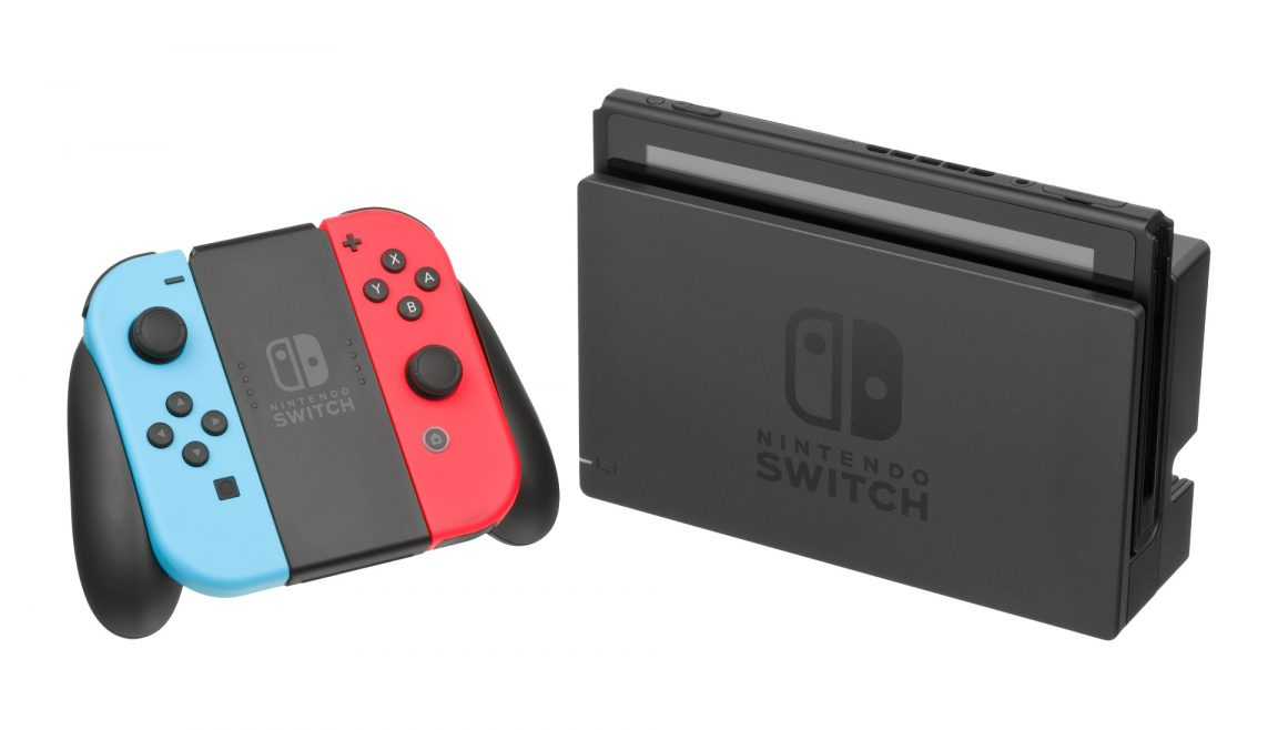Nintendo Switch sales have sailed past N64 lifetime shipments