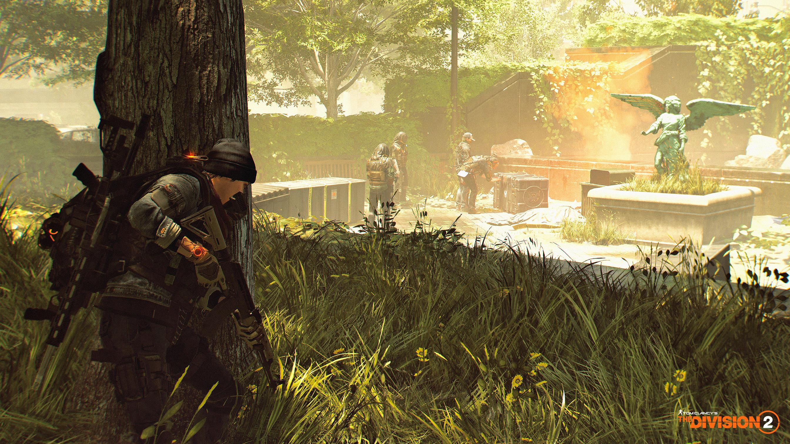 The Division 2 leaked Dark Hours raid details reveal