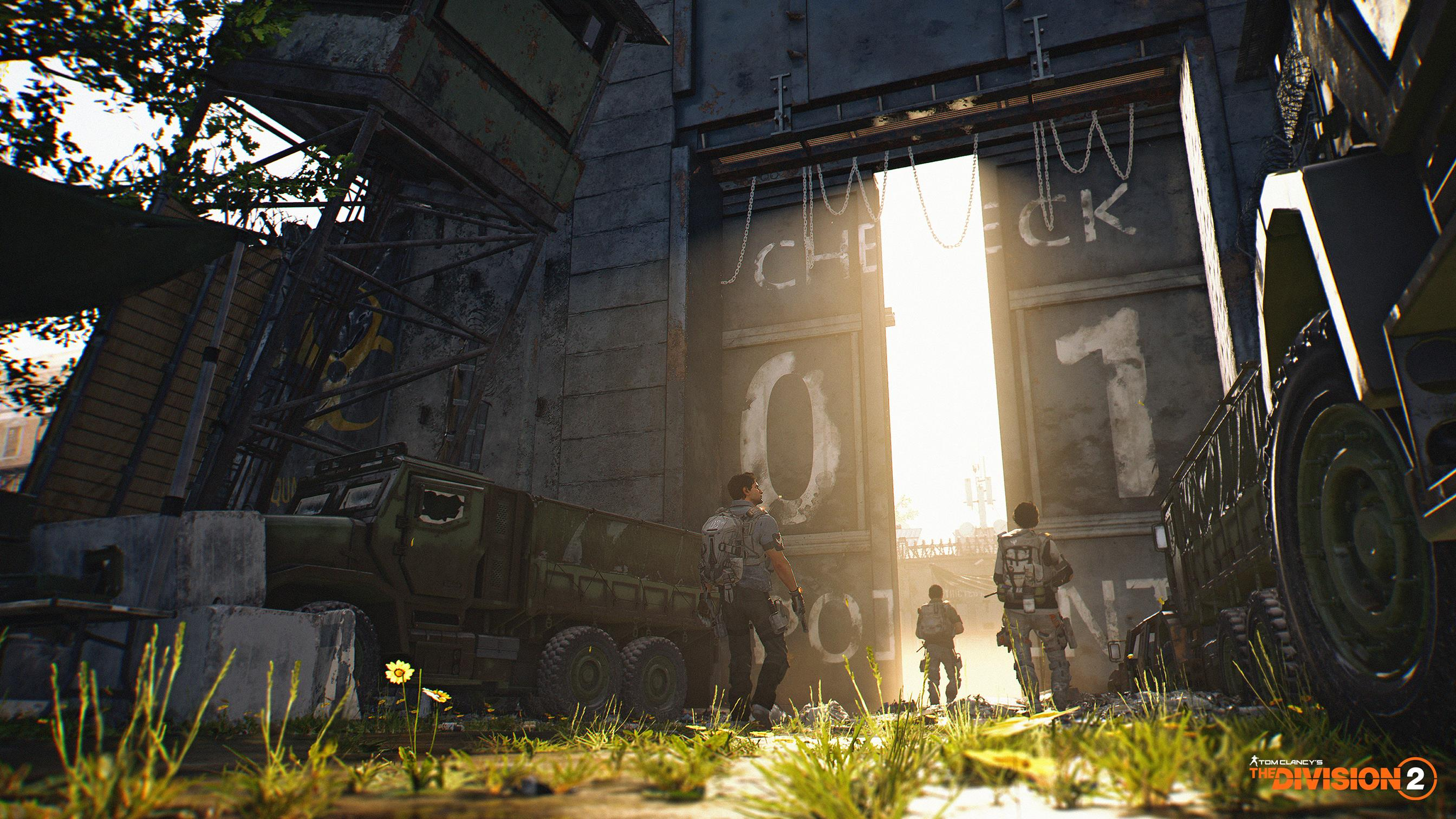 The Division 2 patch re-balances difficulty, lowers damage
