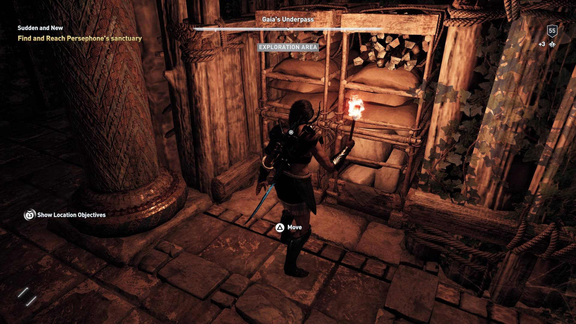 Assassins Creed Odyssey: guía de información del guardián: dónde encontrar todas las percepciones de Hermes 10
