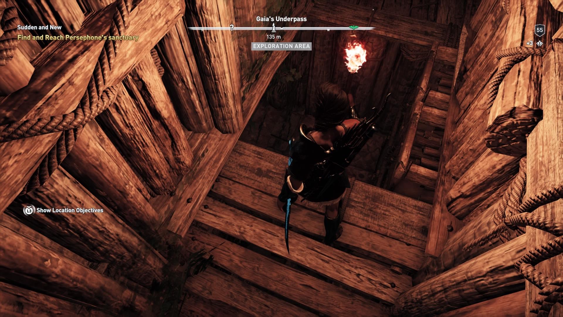 Assassins Creed Odyssey: guía de información del guardián: dónde encontrar todas las percepciones de Hermes 11