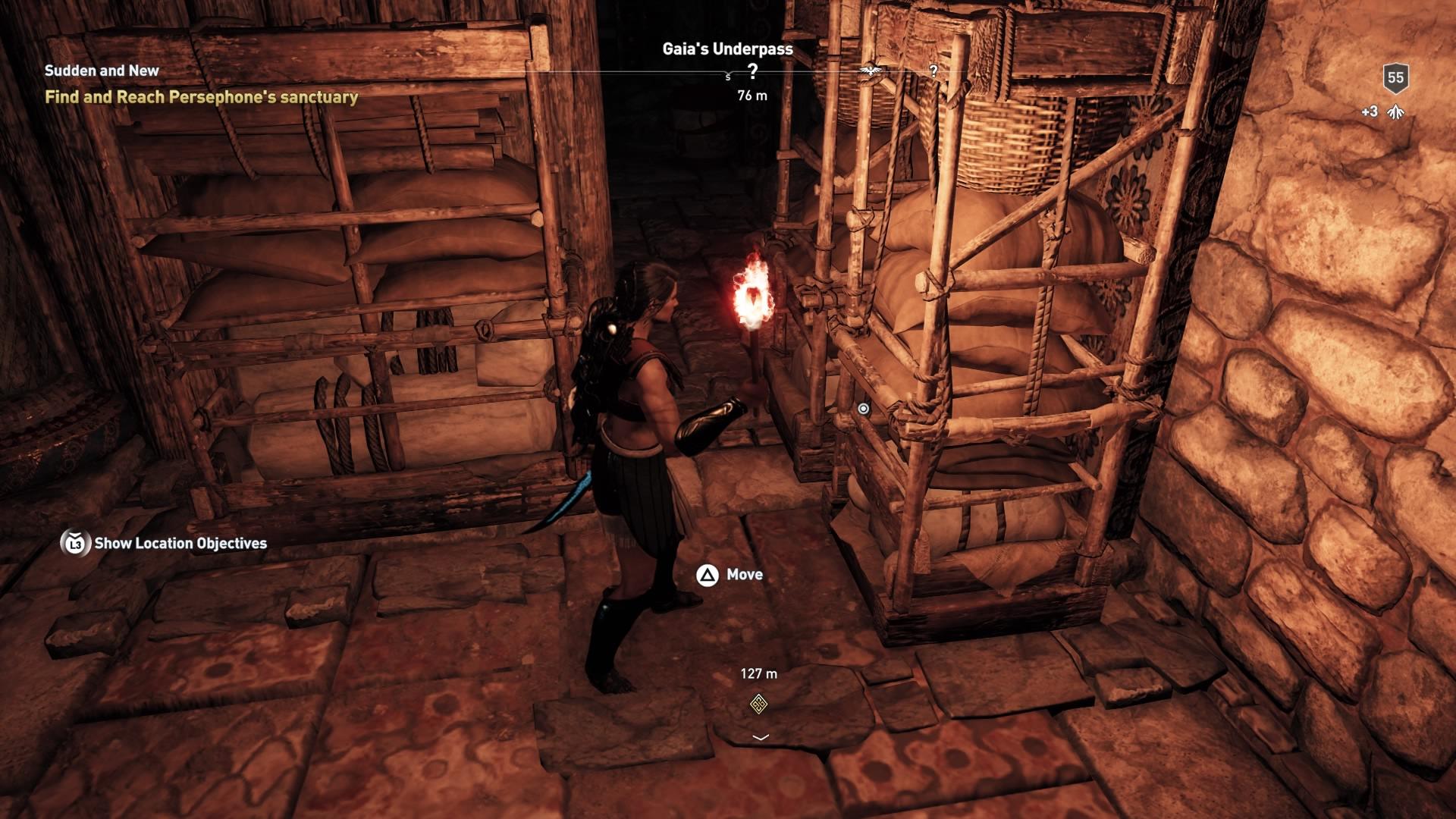 Assassins Creed Odyssey: guía de información del guardián: dónde encontrar todas las percepciones de Hermes 15