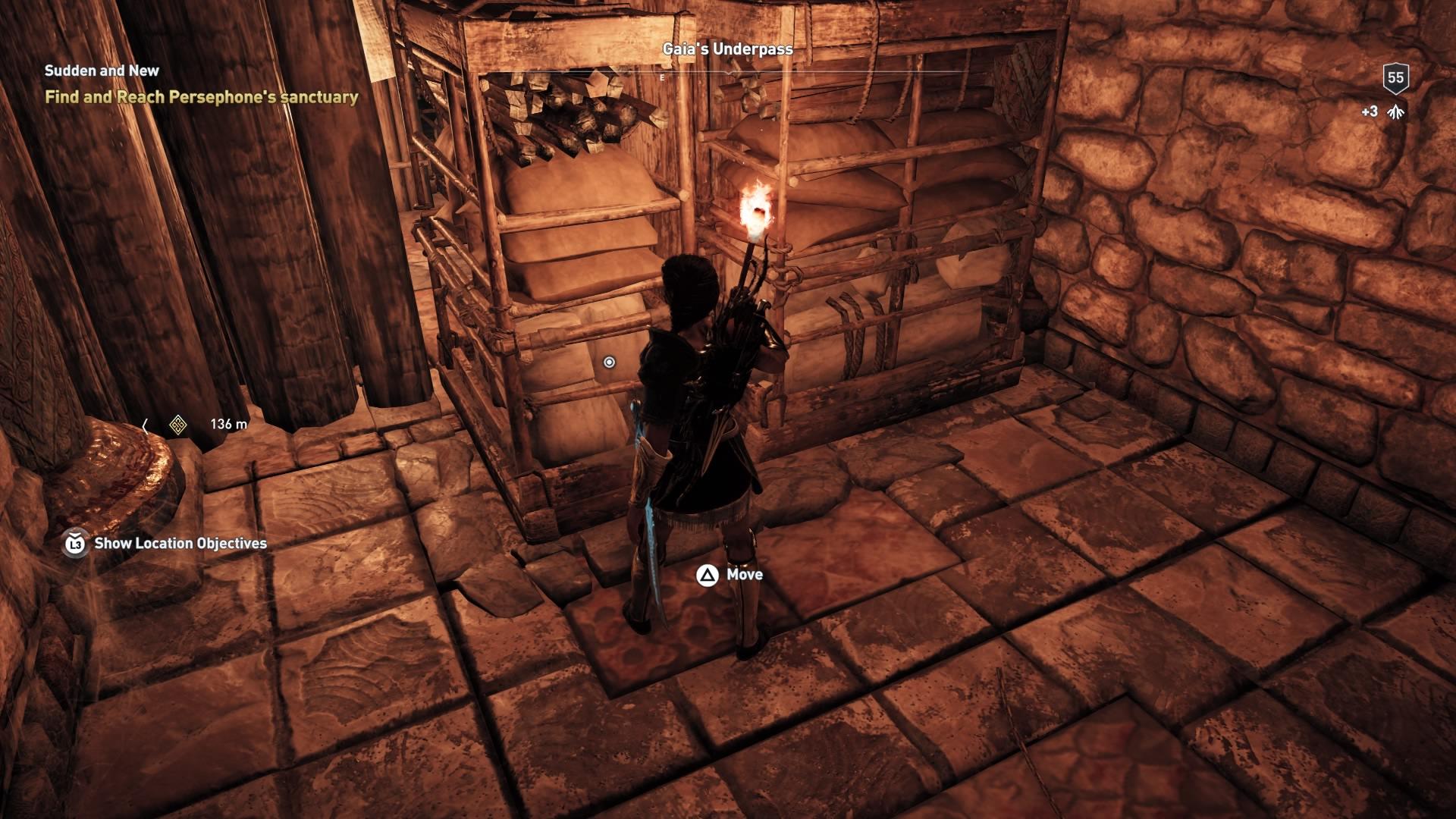 Assassins Creed Odyssey: guía de información del guardián: dónde encontrar todas las percepciones de Hermes 16