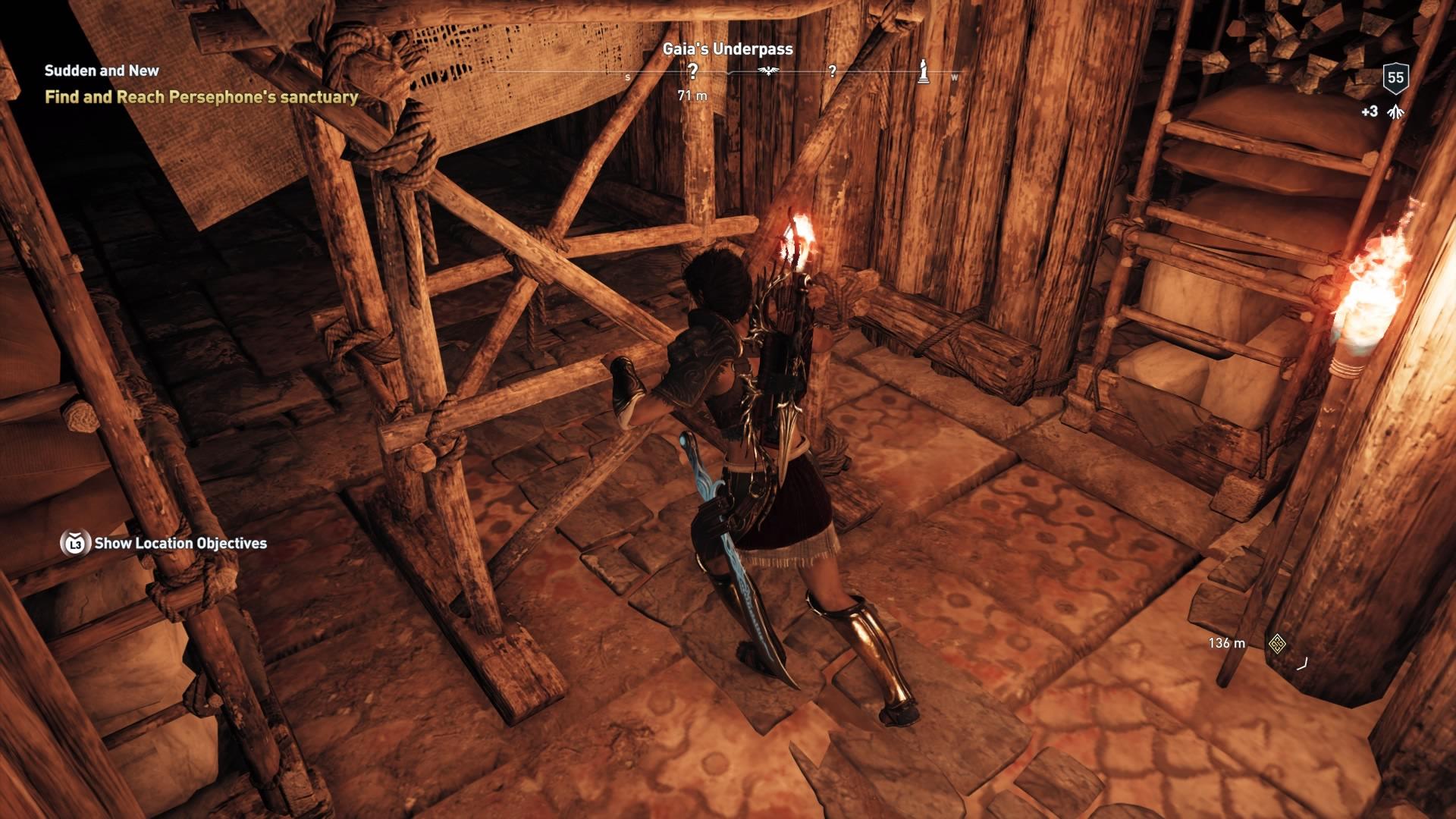 Assassins Creed Odyssey: guía de información del guardián: dónde encontrar todas las percepciones de Hermes 17