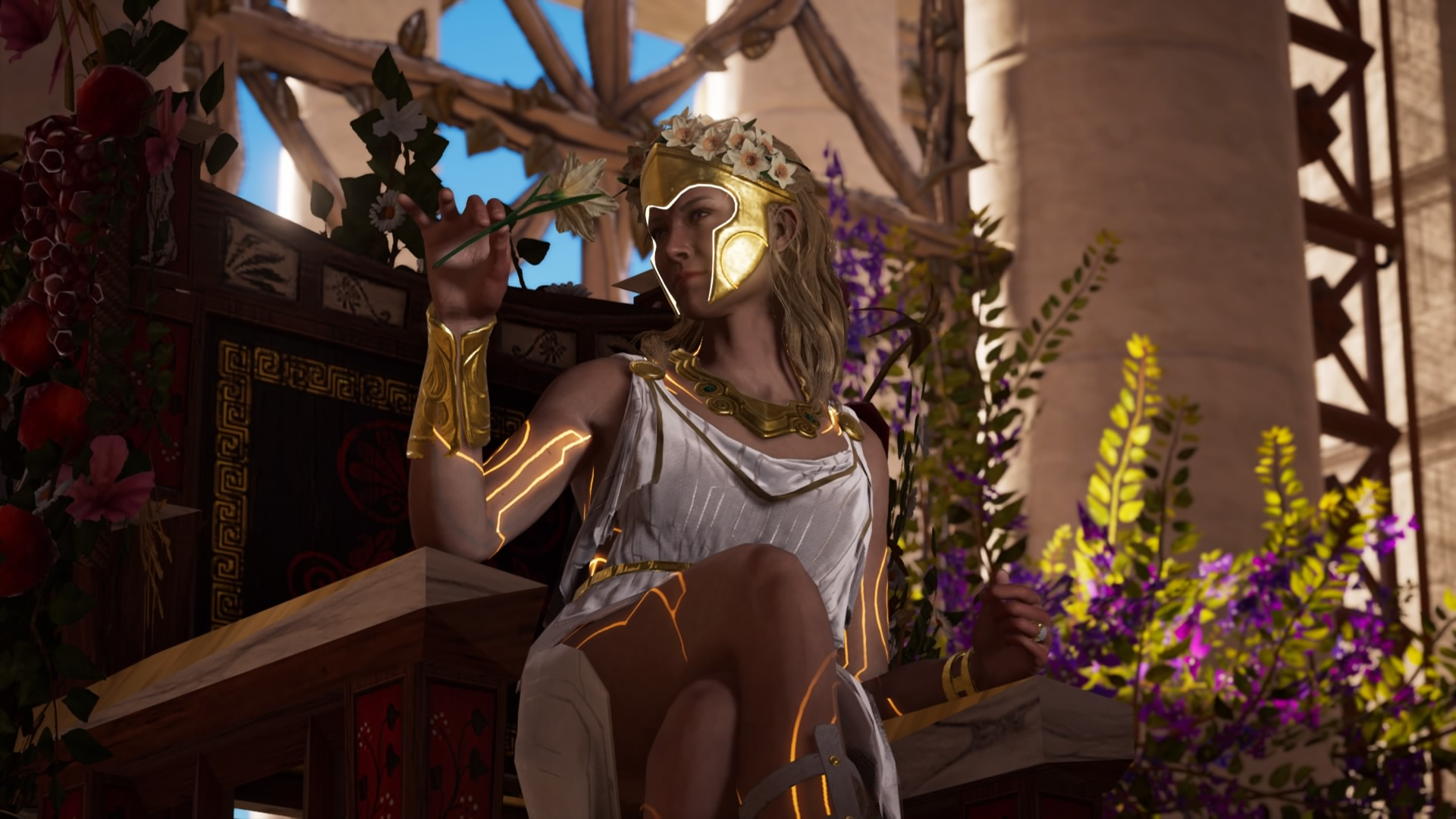 Assassin's Creed Odyssey: Fate of Atlantis ending and