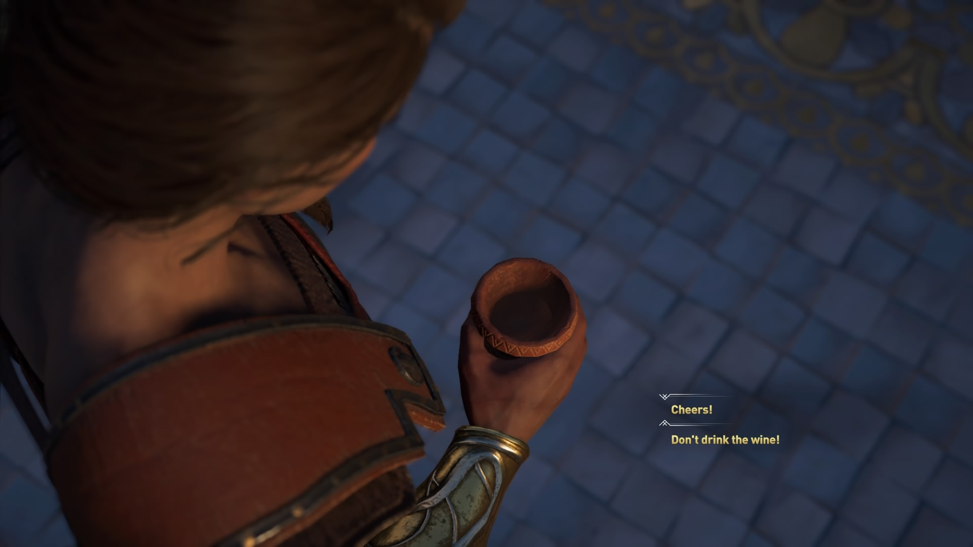 Assassin's Creed Odyssey: Fate of Atlantis ending and selections