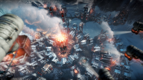 Frostpunk: Console Edition out now on PS4 and Xbox One