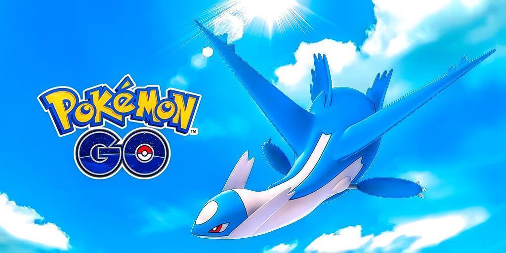 Pokemon Go Latios raid information: counters, moveset, IV chart and