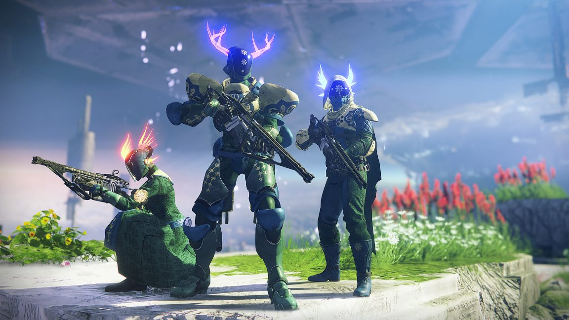 Destiny 2 Revelry Spring Event Revealed: New Armor, Weapon, Activity