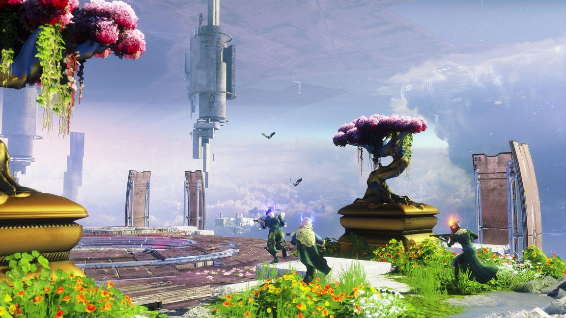 Destiny 2 Revelry Spring Event Revealed: New Armor, Weapon, Activity