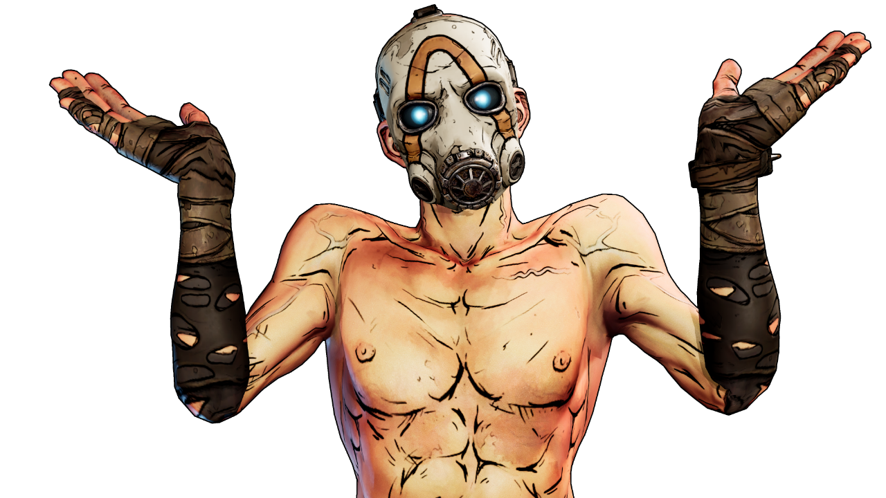 Borderlands series review-bombed on Steam to protest Epic