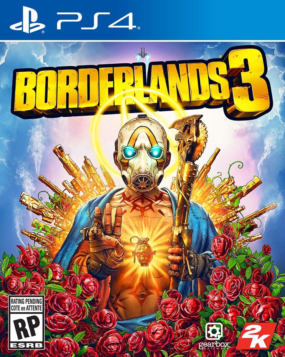 Borderlands 3 Cover Art Has Leaked Vg247