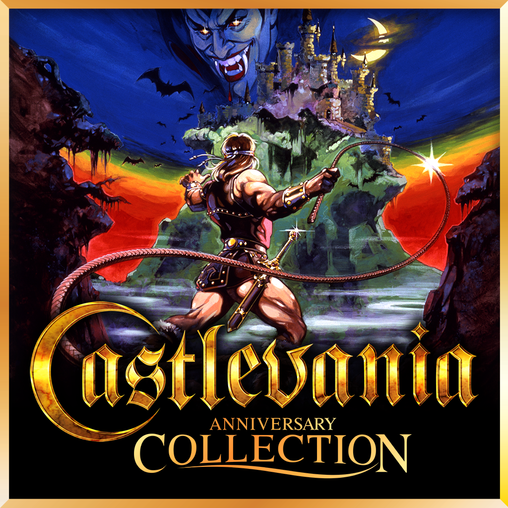 Castlevania Anniversary Collection to receive Japanese title variants post-launch