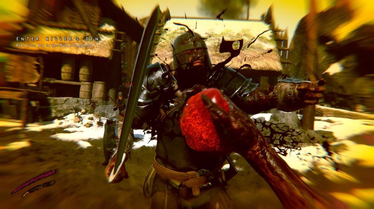 skyrim monster wars