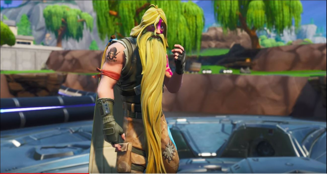 Fortnite Season 9 Battle Pass Skins Sentinel Rox Vendetta Bunker