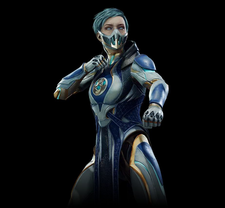 Mortal Kombat 11 release roster expands with chilly cyborg Frost