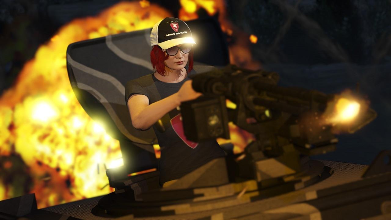 GTA Online players earn triple rewards in Motor Wars this week