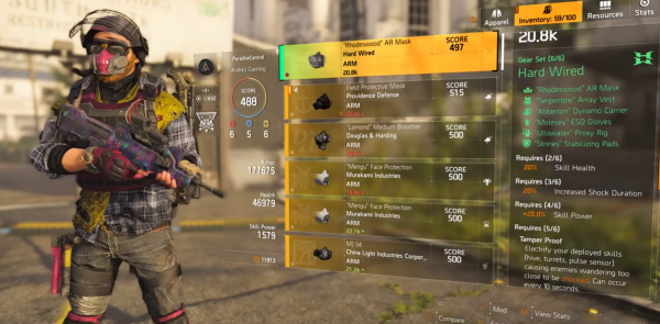 The Division 2: Hard Wired, True Patriot and Ongoing