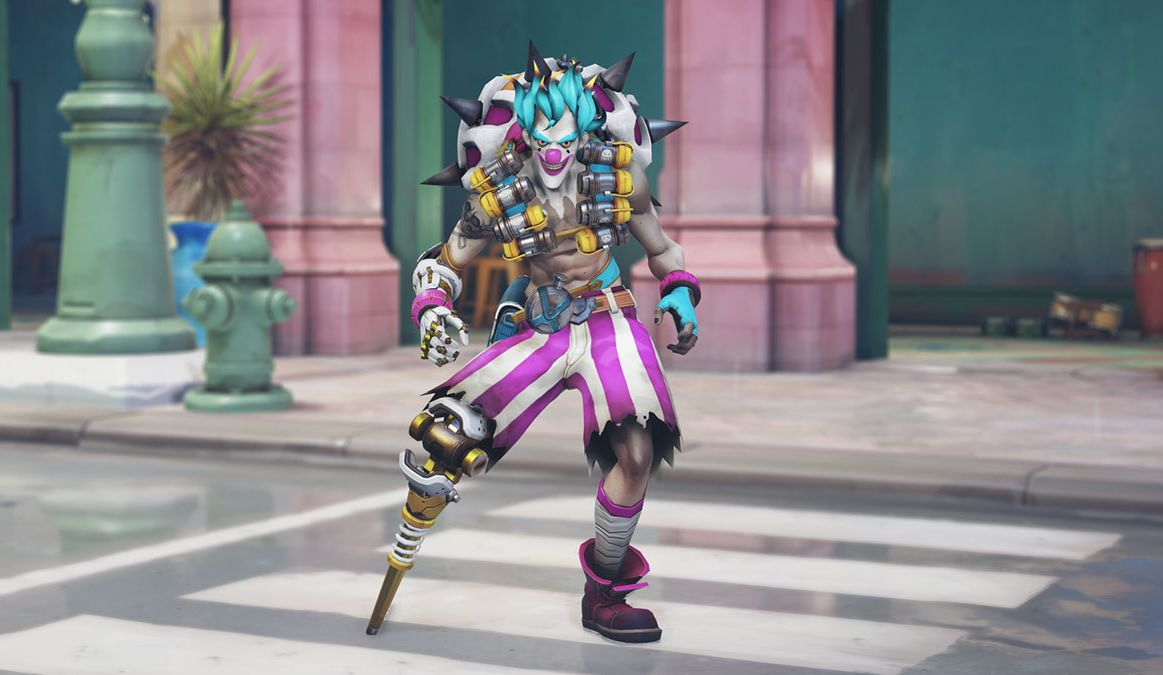 Overwatch Archive event Storm Rising goes live April 16 - here's