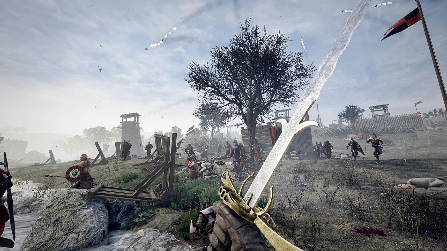 Mordhau: how to chamber successfully in combat - VG247