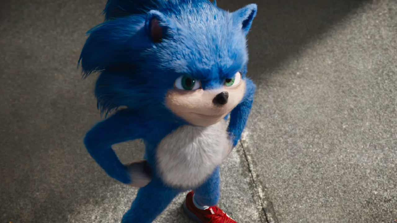 The Sonic the Hedgehog movie trailer is getting roasted on