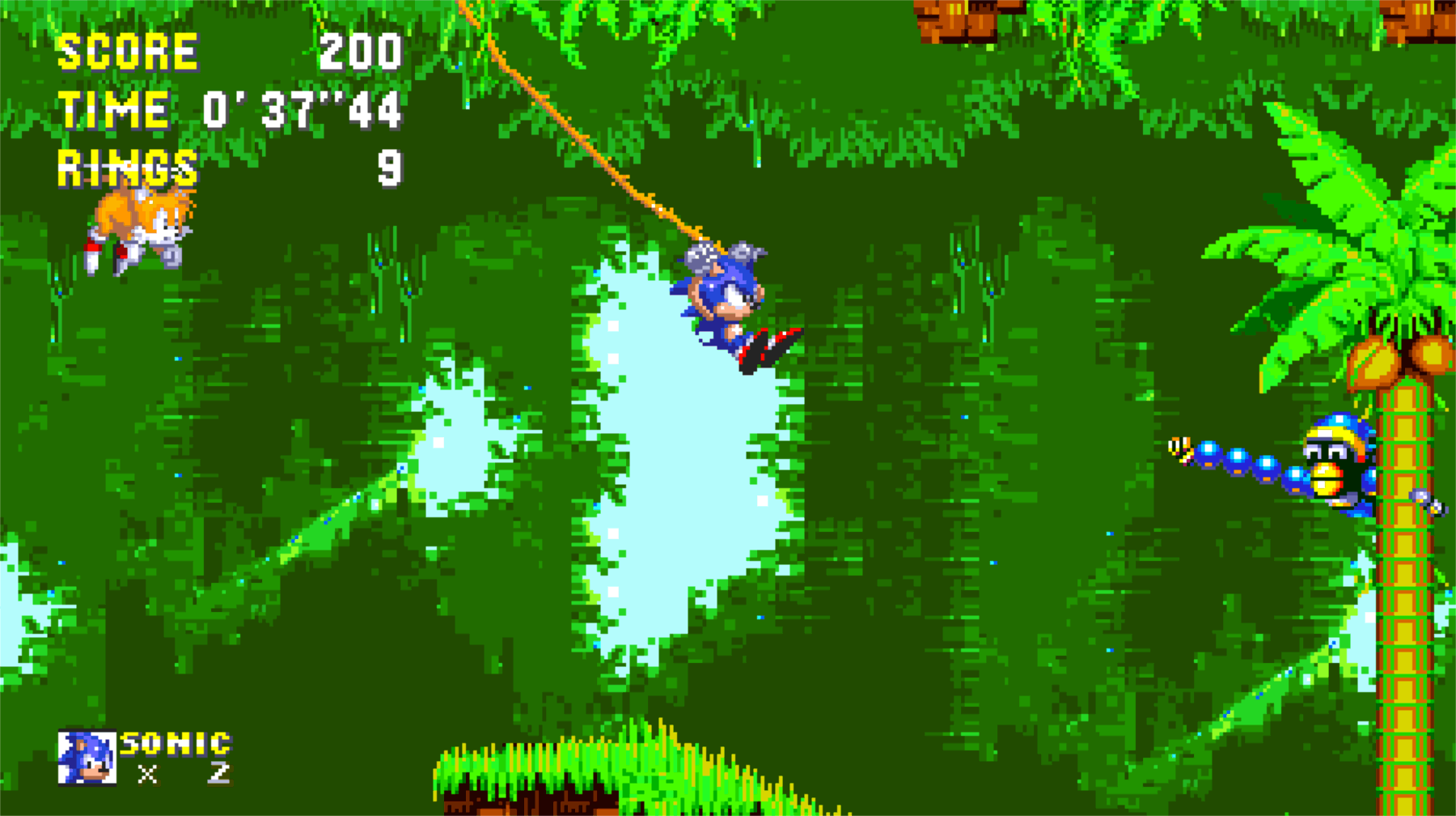Sonic 3 A I R  is the quality remaster that Sega probably won't