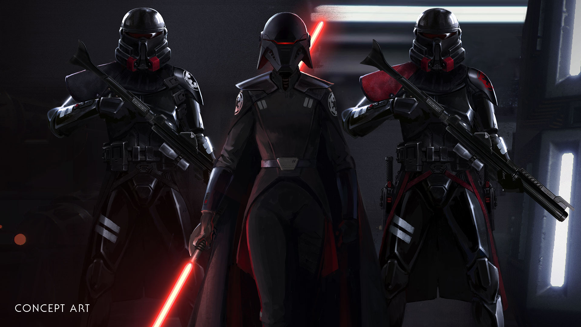To be one of the best Star Wars games, Jedi: Fallen Order should avoid Vader and other obvious series staples