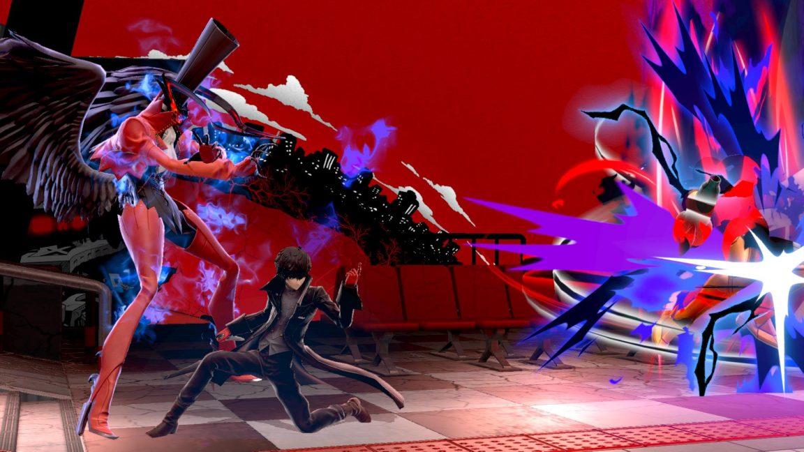 Super Smash Bros. Ultimate Joker Arsene Special