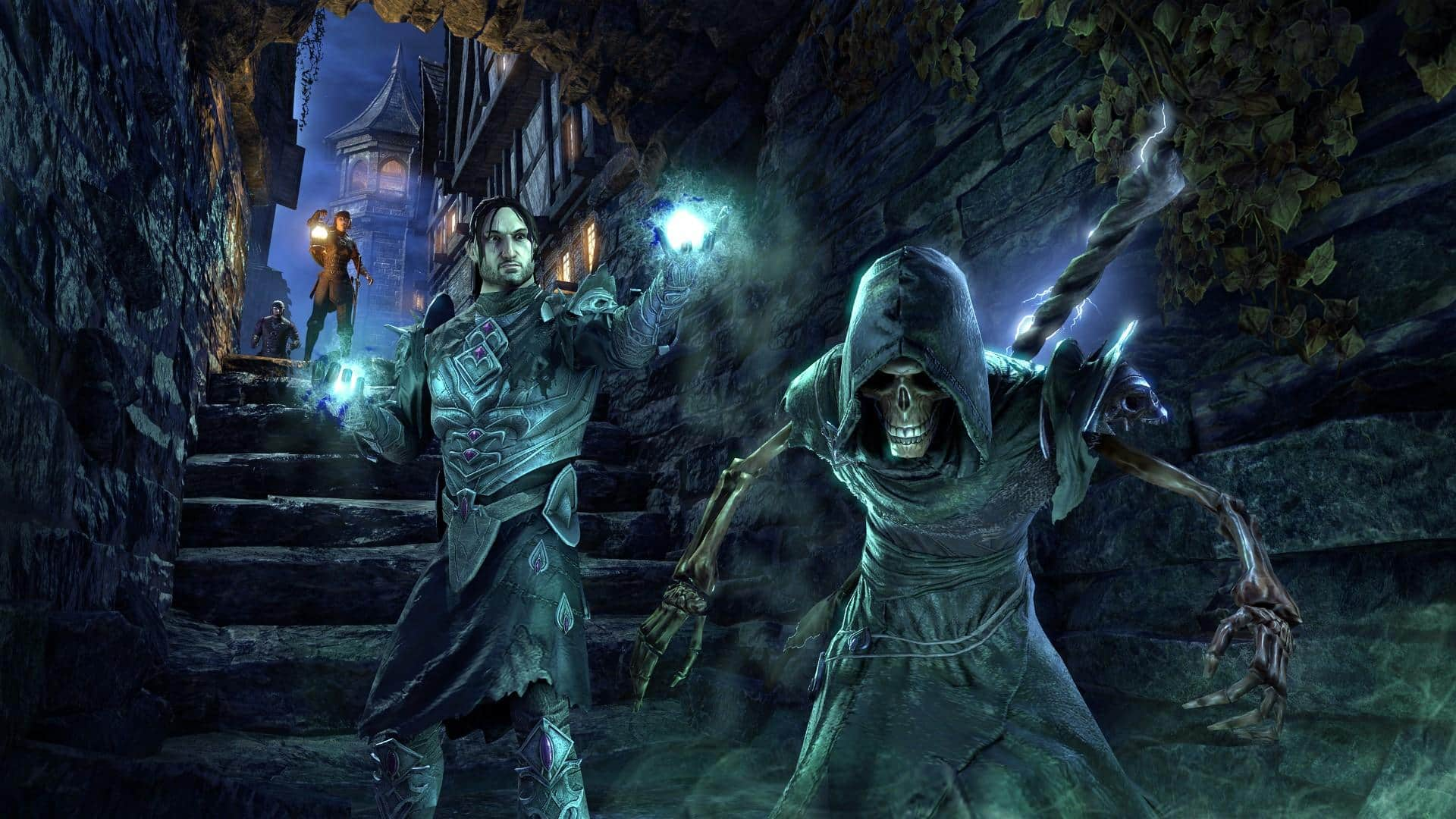 The Elder Scrolls Online: Elsweyr trailer shows off the
