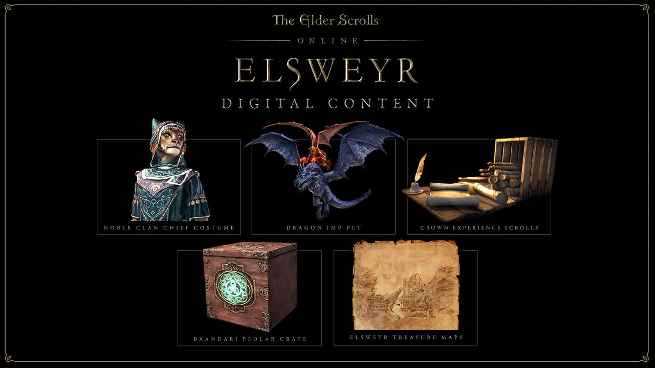 The Elder Scrolls Online: Elsweyr trailer shows off the