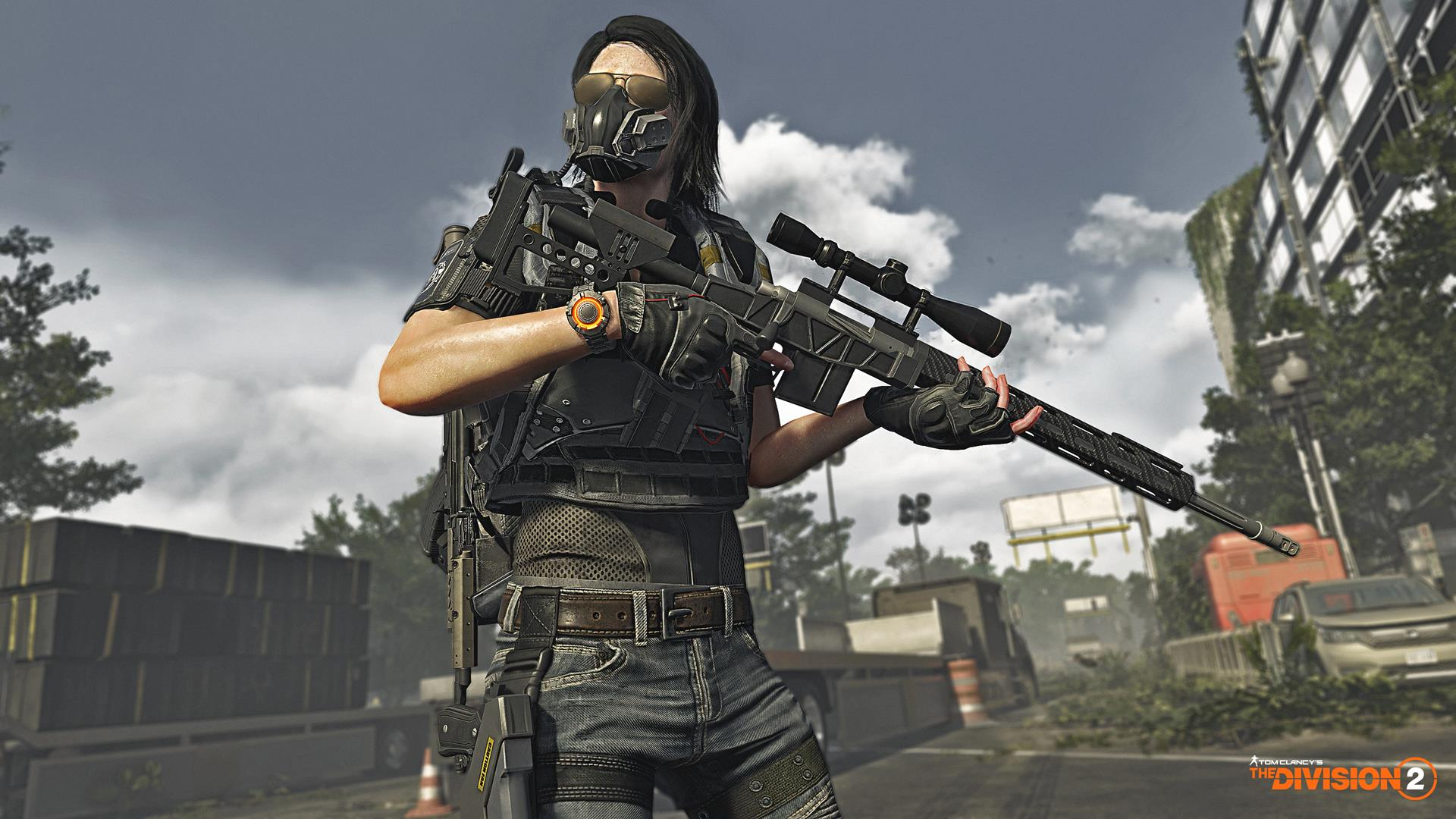 The Division 2 best builds - Get Raid ready with these top