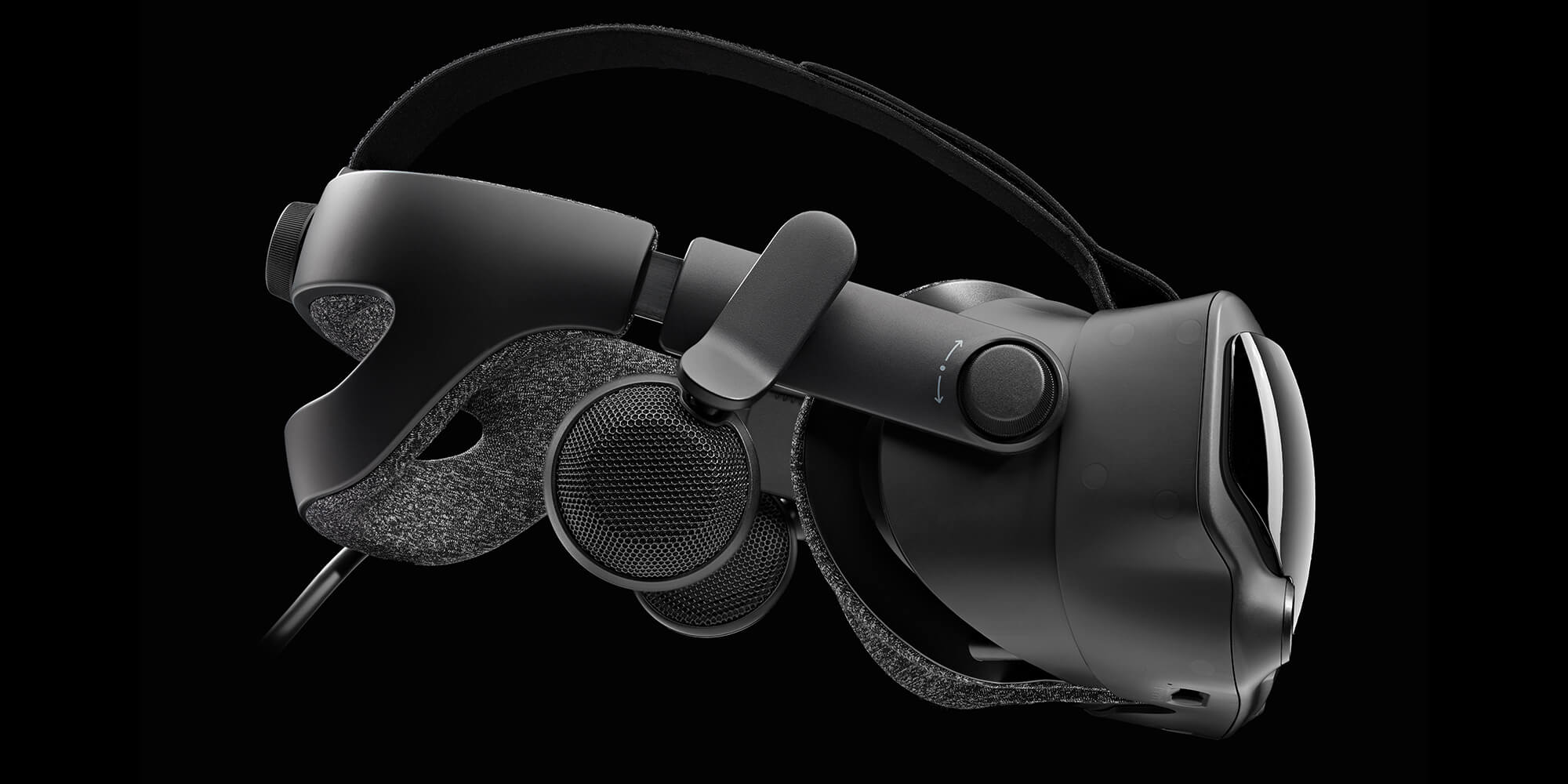 Valve Index VR headset revealed with