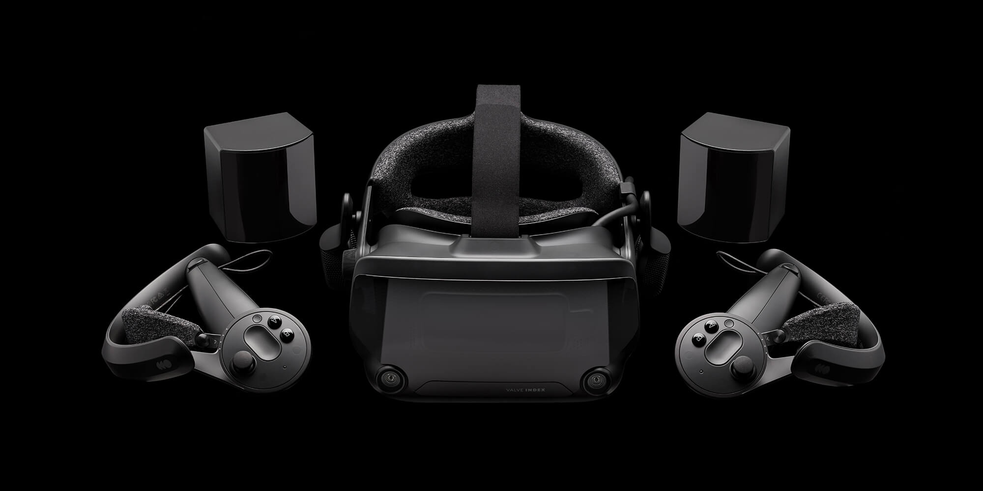 Valve Index is the fanciest, and priciest, VR headset around