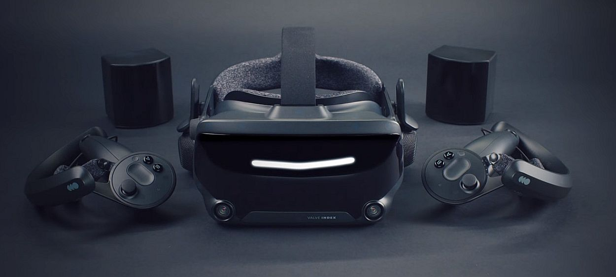 Valve Index officially revealed, pre-orders kick off May 1 and it starts shipping July 1