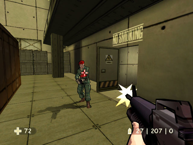 Cel-shaded FPS XIII is being remade for modern consoles, PC
